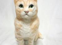 羊毛キャット 猫